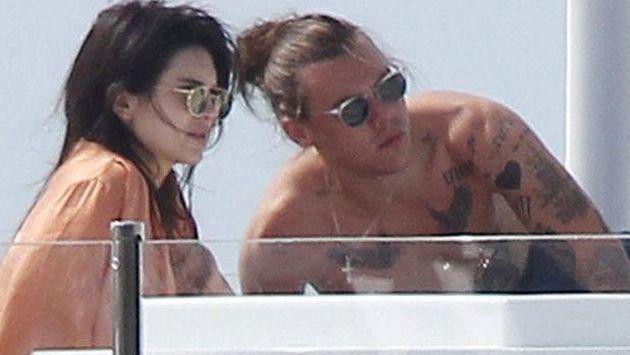 OMG! ¿Harry Styles no sería el único con el que Kendall Jenner sale?