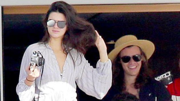 OMG! ¡Kendall Jenner se quejó del olor corporal de Harry Styles!