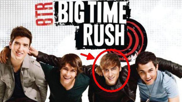 Checa cómo luce hoy 'Kendall' de 'Big Time Rush' [FOTOS]