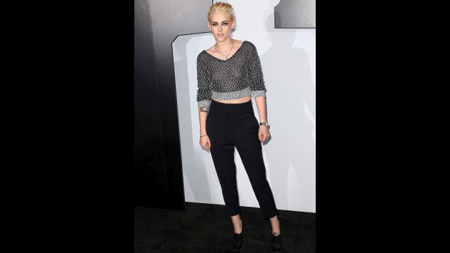Kristen Stewart se renovó y sorprendió con nuevo look [FOTOS]