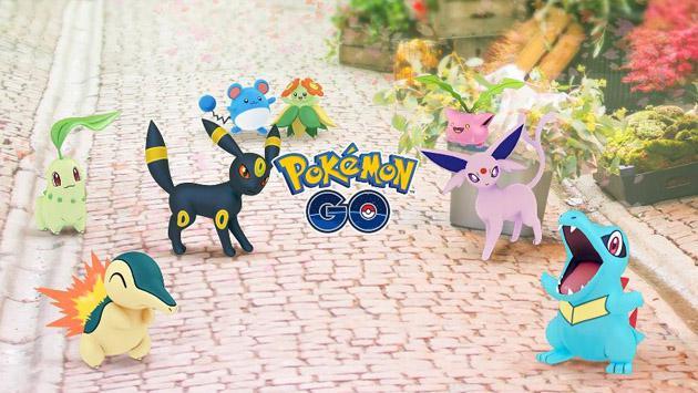 ¡La espera acabó! Llegan a 'Pokémon GO' 80 nuevos pokémones de la generación 2