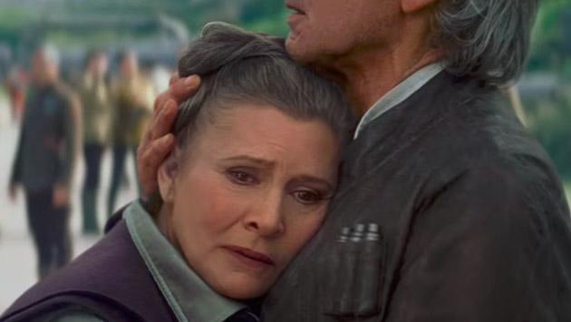 La 'Princesa Leia' de 'Star Wars' murió: ¿cómo afecta esto al 'Episodio 8'?