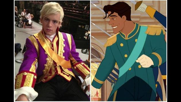 La vez en que Ross Lynch de R5 se convirtió en príncipe de Disney