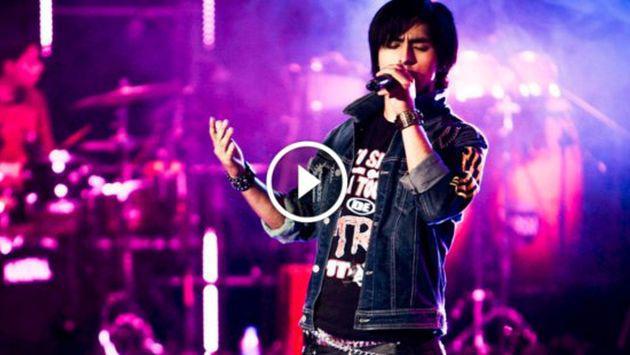 ¡Jeffersson Tadeo, participante de 'La Voz', tiene una de las mejores audiciones en el mundo! [VIDEO]