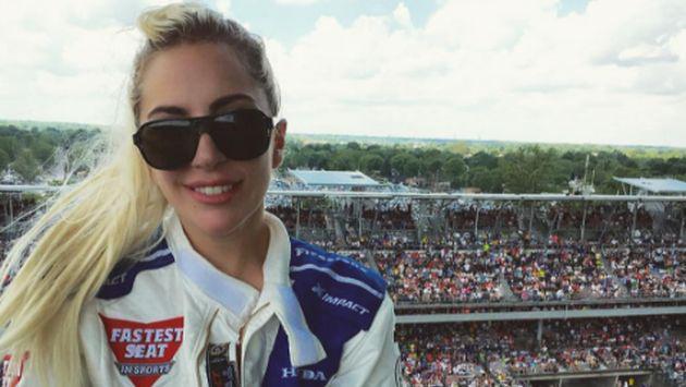 OMG! ¡Lady Gaga fue detenida por la policía por esta razón...! [FOTO]