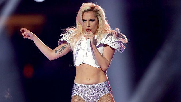 Lady Gaga tuvo esta genial respuesta a las críticas a su cuerpo en el Super Bowl [FOTO]
