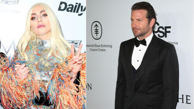 ¡Lady Gaga y Bradley Cooper fueron ampayados juntos! [FOTOS]