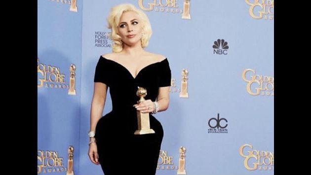 ¡Lady Gaga está nominada al Oscar y esta fue su reacción!