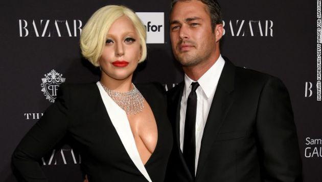 Lady Gaga y la reacción de su prometido con la actuación de la cantante en 'American Horror Story'