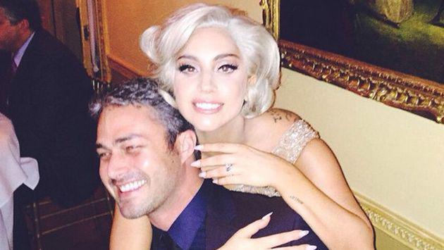 ¿Lady Gaga y su prometido actuarán juntos en show de TV?