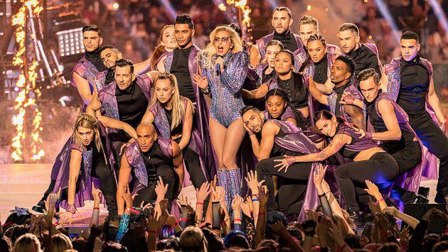 Conoce al bailarín peruano que brilló en el Super Bowl con Lady Gaga [FOTOS]