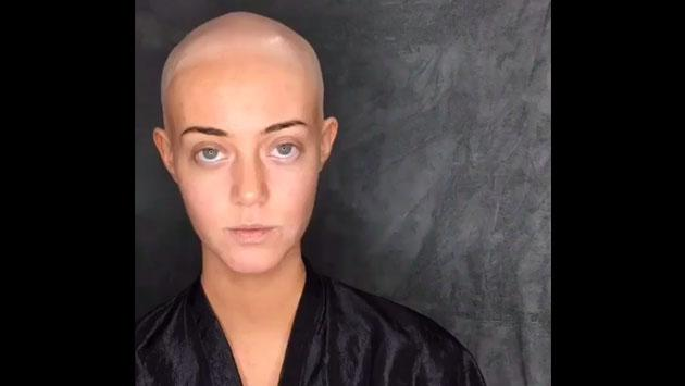 Modelo es viral en Instagram por mostrar cómo se ve en realidad [VIDEO]