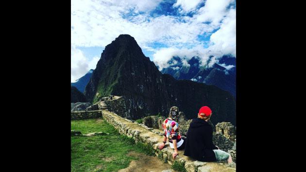 Las fotos con las que  Ed Sheeran recuerda el Perú tras su concierto
