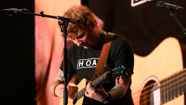 Las mejores fotos del concierto de Ed Sheeran
