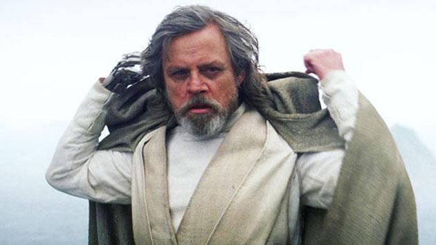 ¡Las primeras palabras de Luke Skywalker a Rey en 'Star Wars 8' se revelaron!