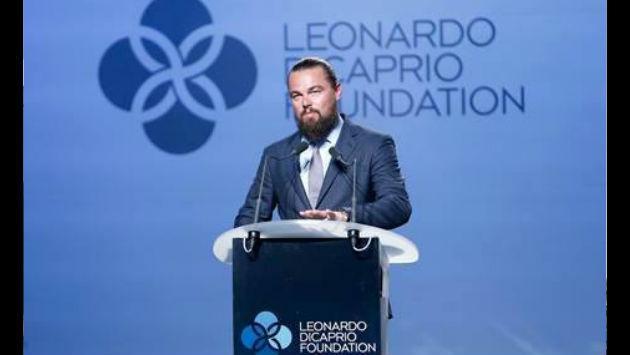 ¡Leonardo DiCaprio explica el incidente con Lady Gaga en los Golden Globes!