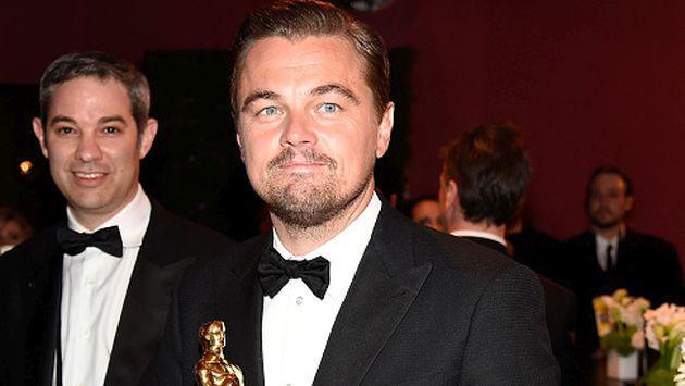 Luego de ganar el Oscar, Leonardo DiCaprio habló sobre Perú [FOTO]