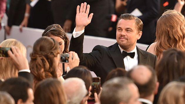 Leonardo DiCaprio fue felicitado por la Policía Nacional tras ganar el Oscar [FOTO]