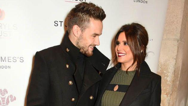 ¡Liam Payne no puede con tanta ternura! Cheryl Cole mostró su avanzado embarazo! [FOTO]