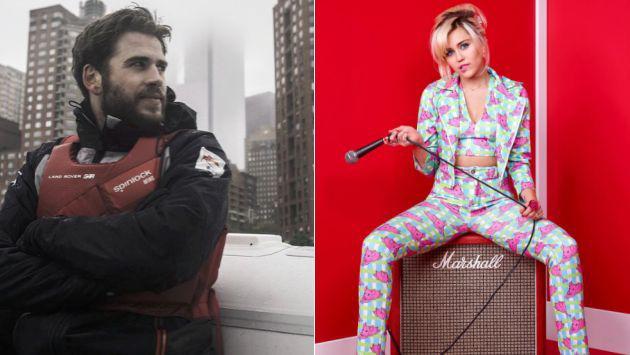 Liam Hemsworth publicó el preciso momento en el que él y Miley Cyrus se enamoraron