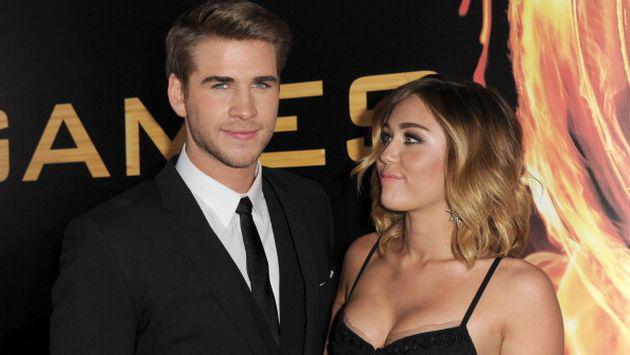 OMG! ¡Liam Hemsworth negó estar comprometido con Miley Cyrus!