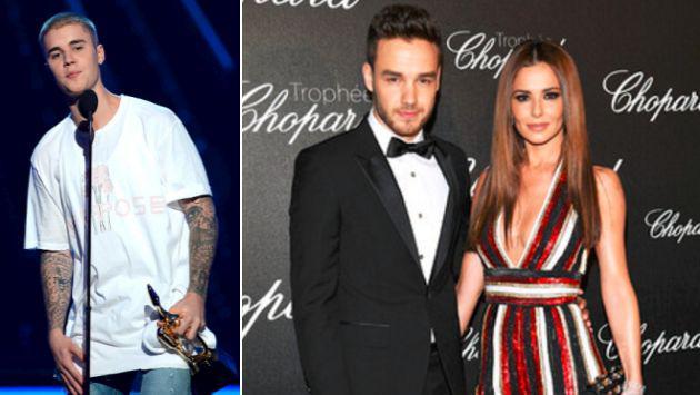 ¿Justin Bieber confirmó la boda de Liam Payne y Cheryl Cole?