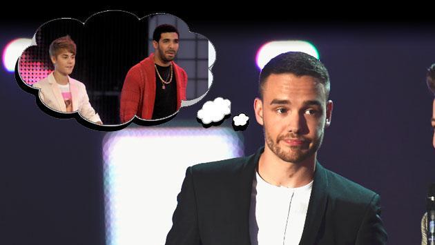 ¿Liam Payne, en un álbum al estilo de Justin Bieber y Drake?