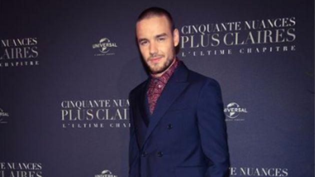 Liam Payne confirmó que actuará en los Global Awards