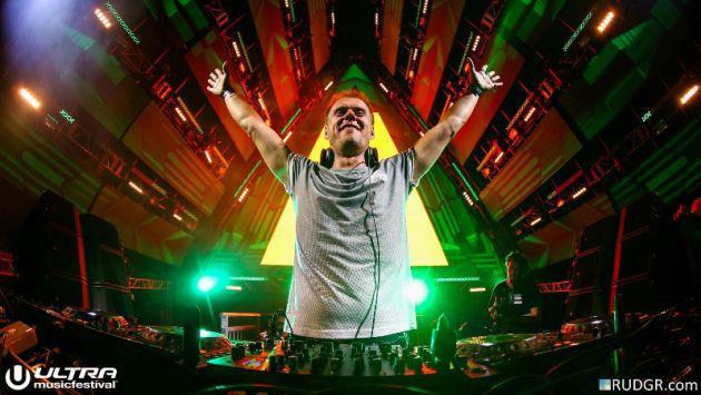 ¡Este es el line-up completo del 'DJ Mag Festival'!
