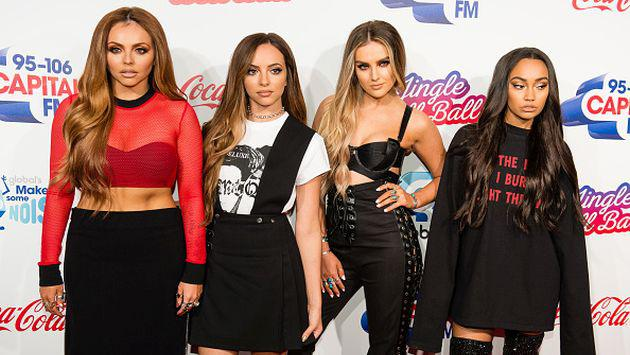 ¡Acusan a Little Mix del abuso de retoques en su video 'Touch'! [VIDEO + FOTOS]