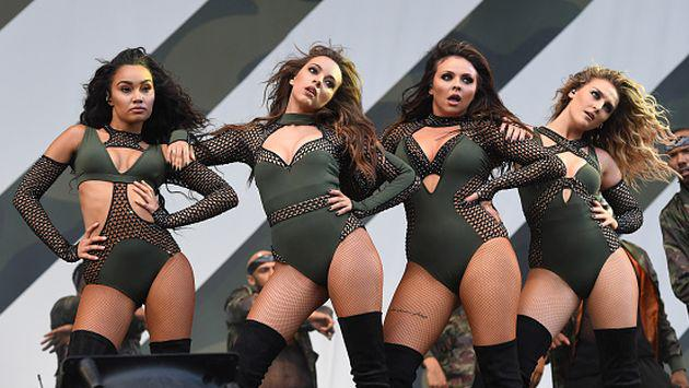 Las Little Mix hacen pasar 'roche' a Perrie Edwards al contar esto [VIDEO]