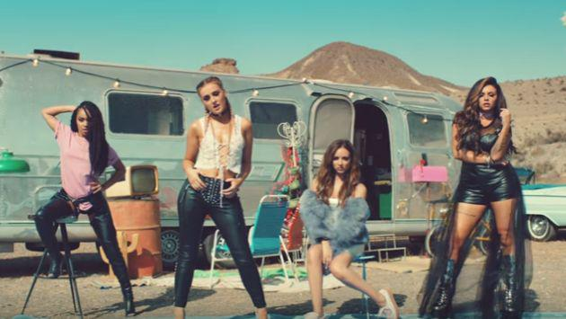 Se estrenó el videoclip de 'Shout Out To My Ex' de Little Mix, ¡y es increíble!