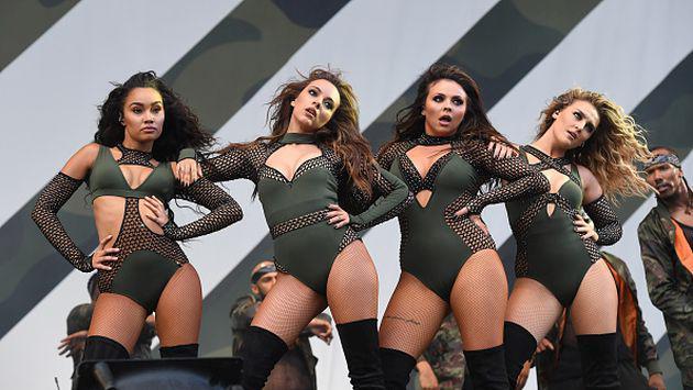 ¡Este el pacto de 'BFF' que hicieron las chicas de Little Mix!