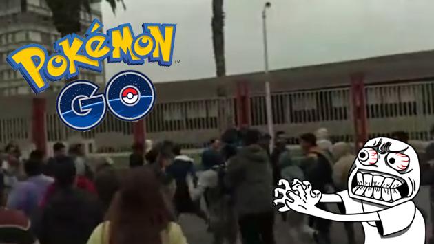 Engañó a jugadores de 'Pokémon GO' diciendo que había un Snorlax y esto le hicieron [VIDEO]