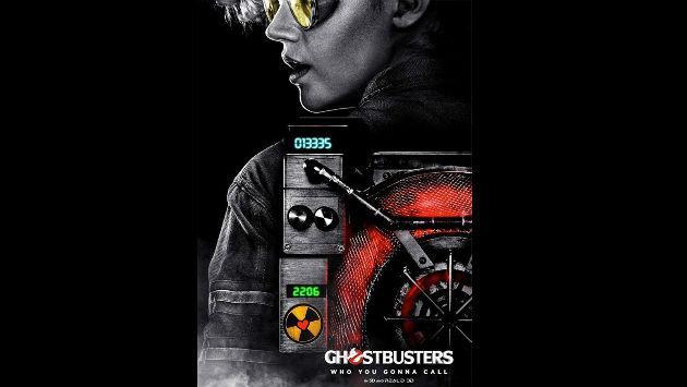 ¡'Los cazafantasmas': revelan posters oficiales de la próxima película!