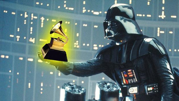 Los Grammy 2017 premiaron a 'Star Wars' y no te habías dado cuenta