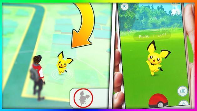 Los 'pokémones bebés' llegaron a 'Pokémon GO'