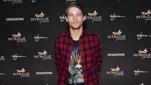 ¡Louis Tomlinson hizo su regreso a los escenarios sin One Direction!