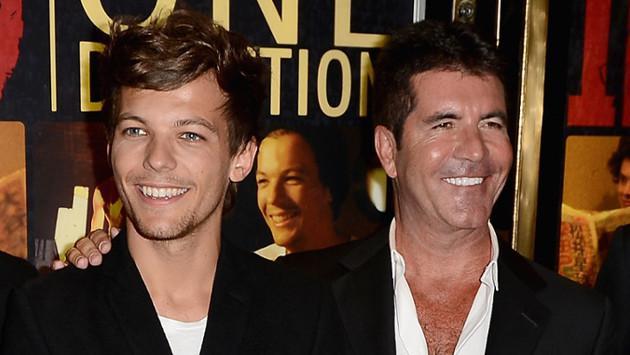 Louis Tomlinson y los consejos de Simon Cowell sobre ser papá