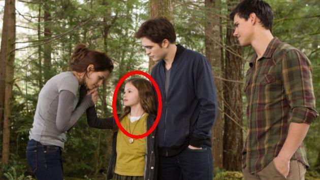 Mira cómo luce ahora 'Renesmee Cullen', la hija 'Bella' y 'Edward' en la saga 'Crepúsculo' [FOTOS]