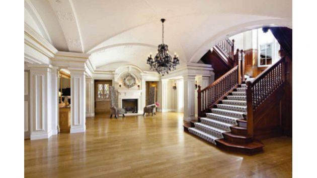 ¡Esta es la alucinante mansión londinense donde vive Justin Bieber! [FOTOS]