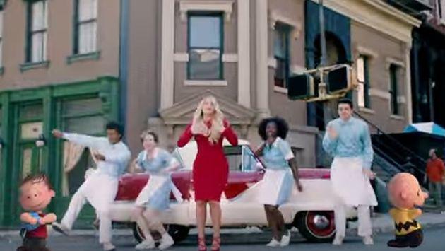 Meghan Trainor estrenó videoclip de 'Better When I'm Dancin'. ¡Tienes que verlo!