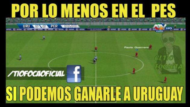 ¡Estos son los memes de la derrota de Perú frente a Uruguay! [FOTOS]