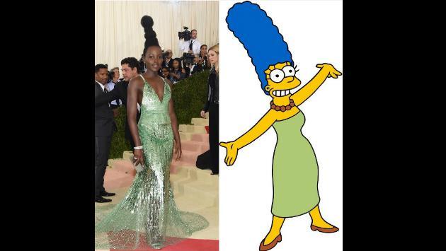 Memes de los peores vestidos de la Met Gala