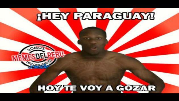 ¡Mátate de risa con los memes de la previa Perú vs Paraguay!