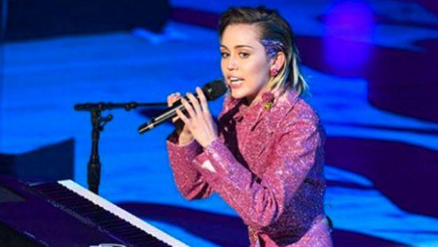 ¡Miley Cyrus ya no se presentará en ninguna alfombra roja! [FOTO]