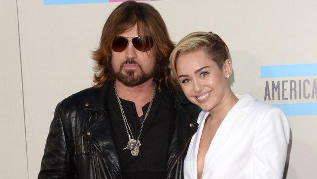 ¡Papá de Miley Cyrus contó sus planes para la boda de su hija con Liam Hemsworth!