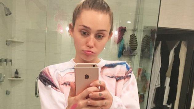 Miley Cyrus sorprendió a sus seguidores de Instagram con nuevo topless [FOTO]