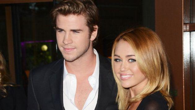 Awww... Liam Hemsworth llena de regalos a Miley Cyrus en su cumpleaños [FOTOS]