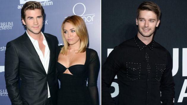 OMG! Miley Cyrus y Liam Hemsworth pelean por culpa de Patrick Schwarzenegger